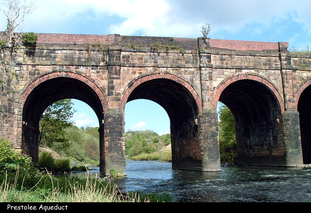 Prestolee Aqueduct photo