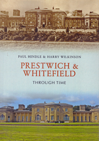 Prestwich & Whitefield Through Time book cover